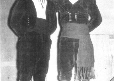 Pere Sampietro i Josep Mª Rota com a Roc i Martinet .