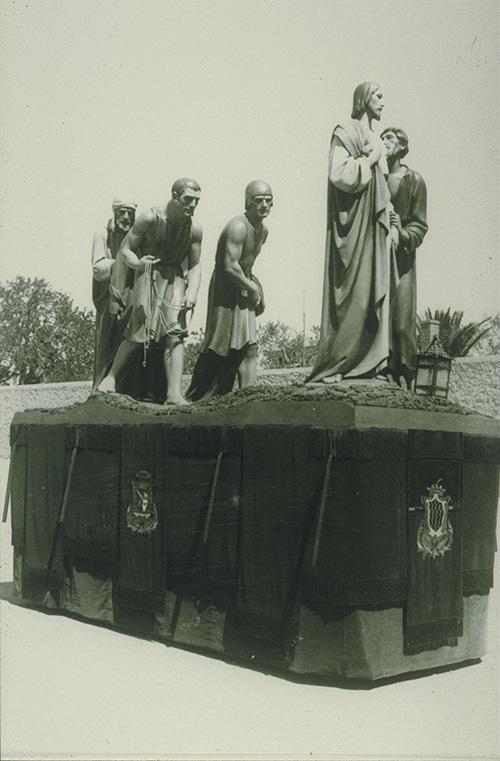El Prendiment de Jesús. Foto: Arxiu Associació