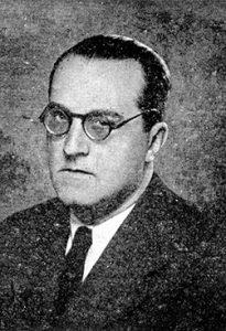 Ferran Voltes, 1r president de l'Associació d'Antics Alumnes La Salle Tarragona