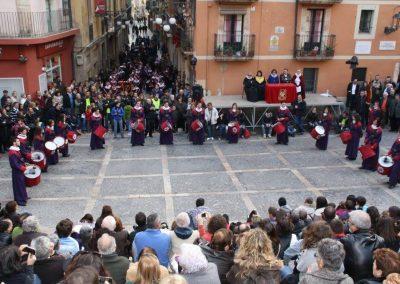 Mostra de Sons de la Setmana Santa de Tarragona.  Fot: Arxiu