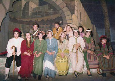 Grup de pastors, temporada 77-78.