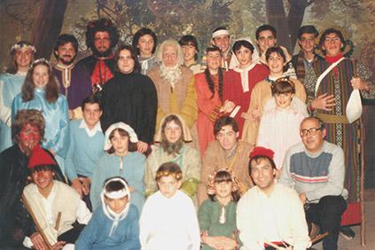 Foto de grup (84-87)