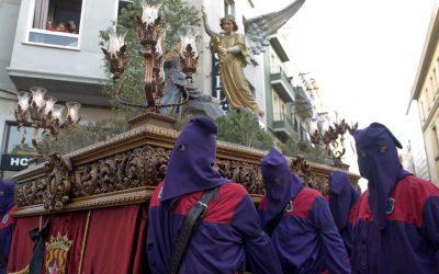 La restuaració del Pas de l'Oració a l'Hort i la Diputació de Tarragona