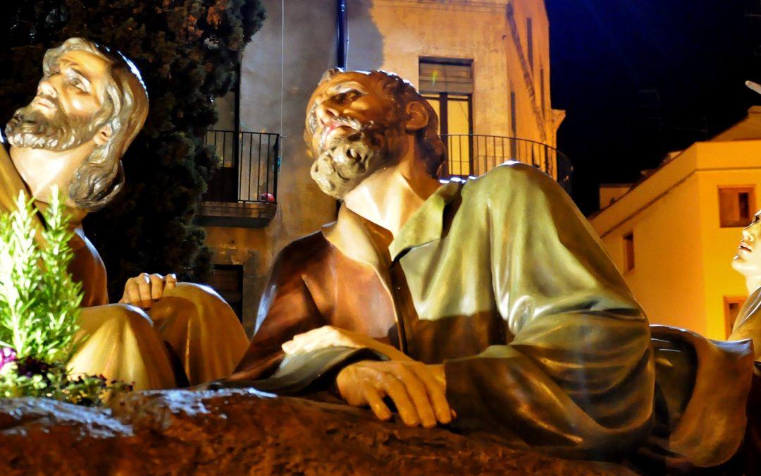Suspensió actes Setmana Santa de l'Associació