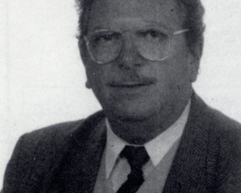 Mort l'expresident de l'Associació La Salle Tarragona. Antoni Creus Ferrando